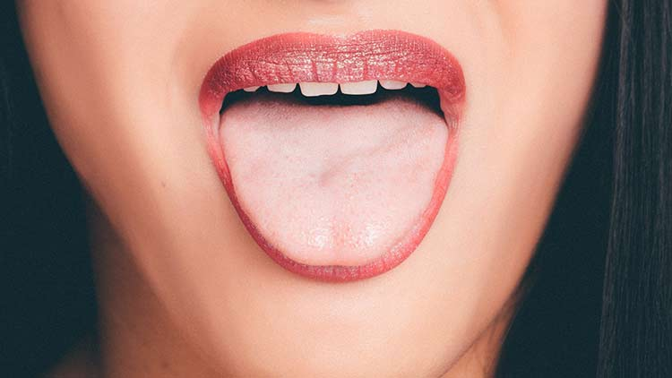 dry mouth image