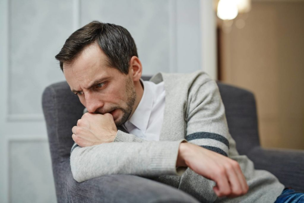 Nervous Man Faced With Problem 383526 1 1024x683